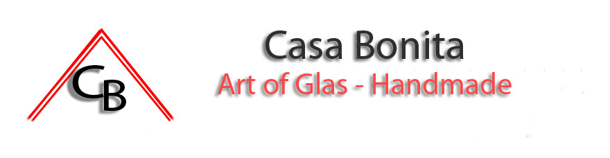 Casa Bonita Art of Glass - Handmade-Logo